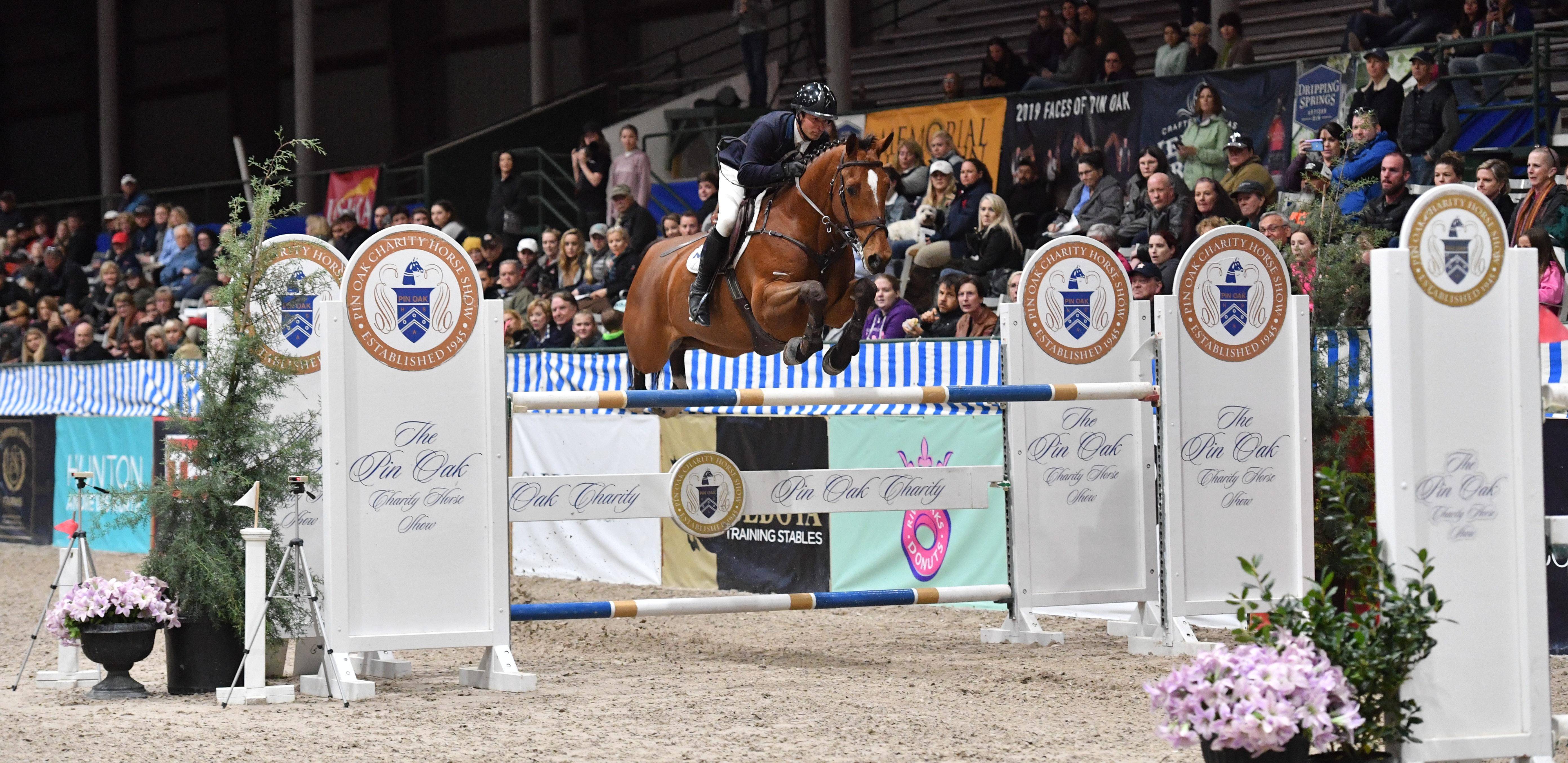 About Pin Oak | The Pin Oak Charity Horse Show